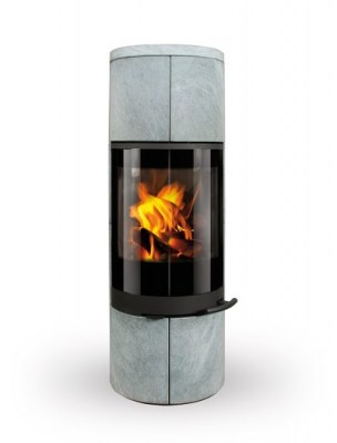 SORIA 02 serpentine - fireplace stove