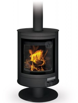 STROMBOLI N 03 sheet metal - fireplace stove